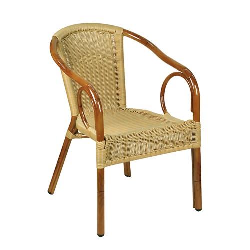 Stuhl Modell Costa Natur