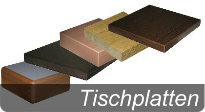 Tischplatten HPL