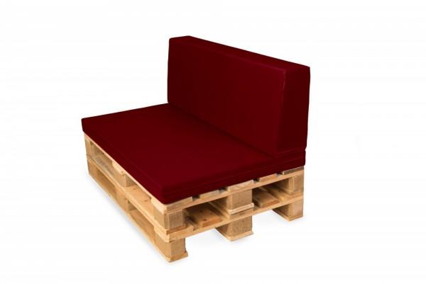 Auflagen für Paletten-Möbel Bordeaux