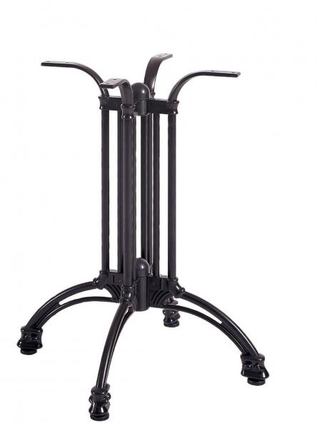 Tischgestell Tivoli 4 schwarz