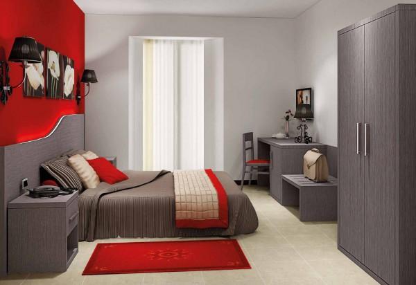 Hotelzimmer Modell Zeus 1415