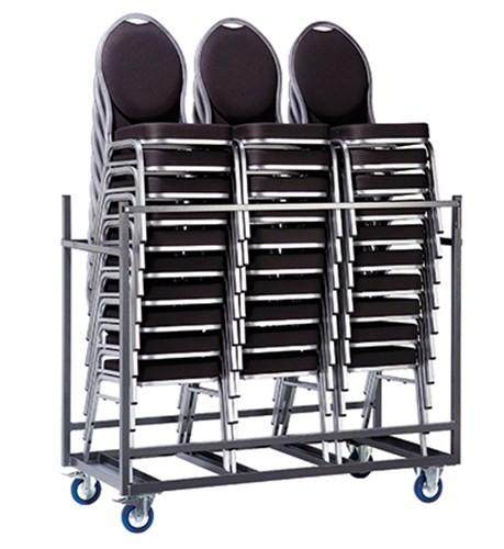 Transportwagen für Bankett-Stühle