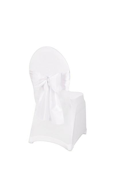 Stuhlschleife in weiß