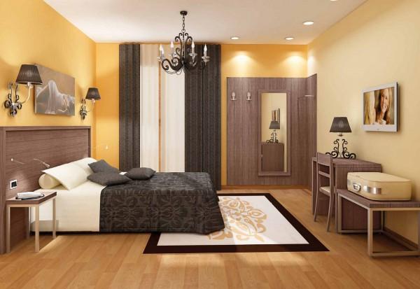 Hotelzimmer Zeus 2627 Wenge