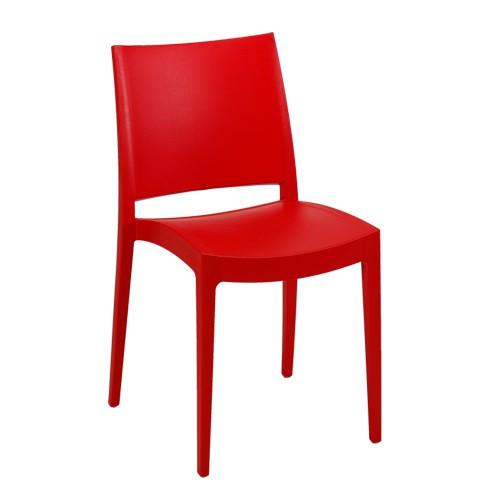 Stuhl Specto rot